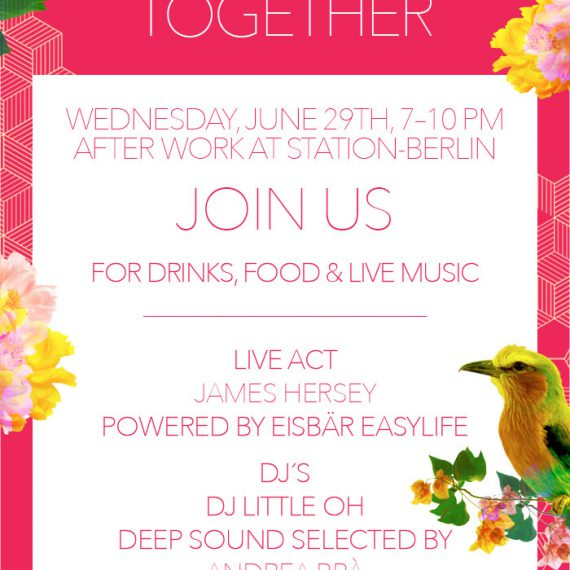 Join us for our PREMIUM Summer Get Together